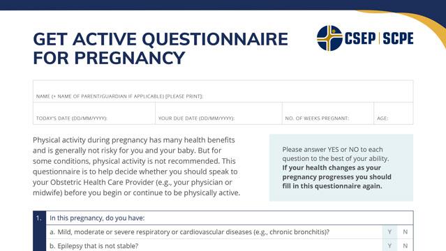 Image of GAQ Pregnancy